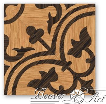 Wooden floortile Venice