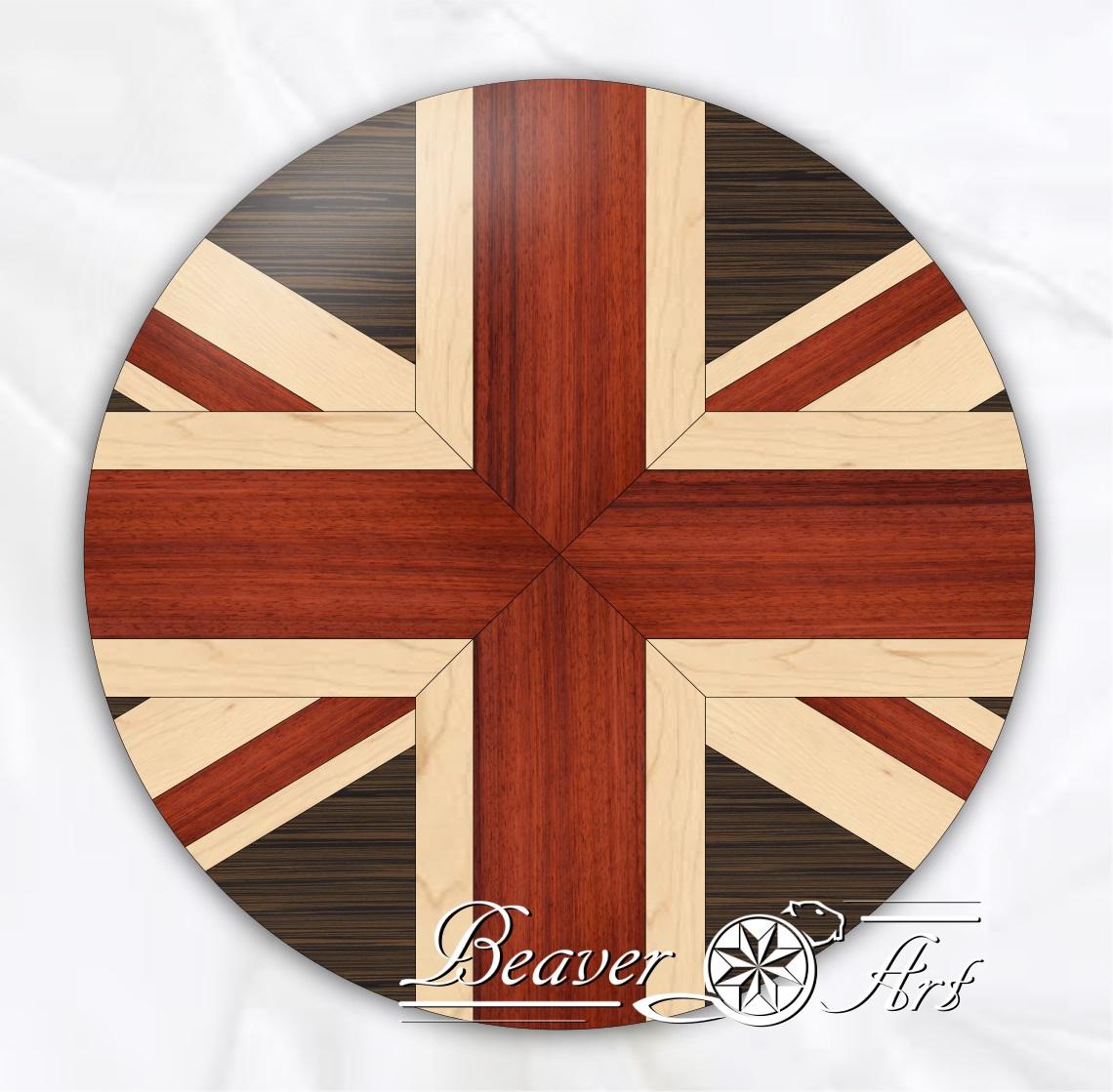 Union Jack Great Britain flag