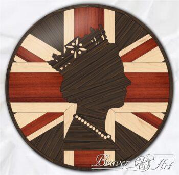 Union flag Great britain