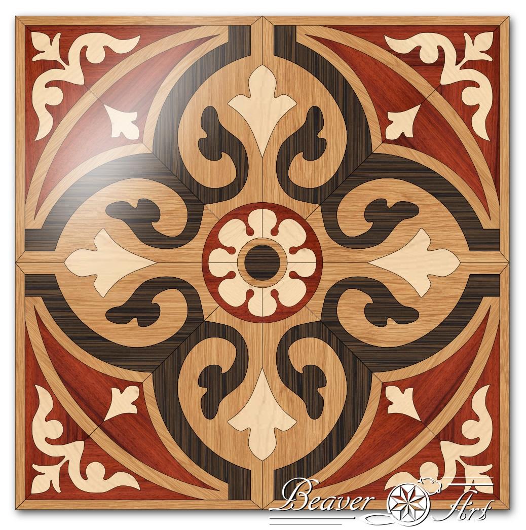 exclusive hardwood parquet floor designs