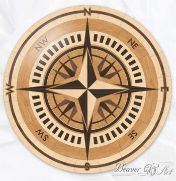 Compass 3, windroos