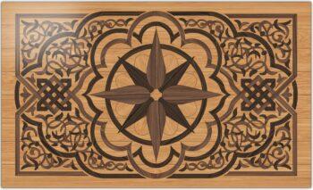 Special wooden floors