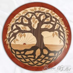 inlay wood