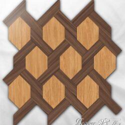 parquet floor ansion weave